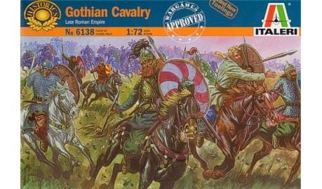 6138 italeri gothic cavalry gothian foederati 20mm