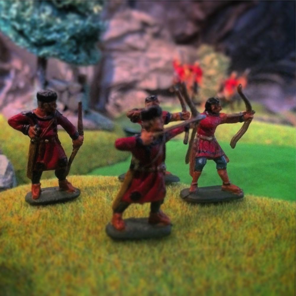 archers romains de frontière - limitanei